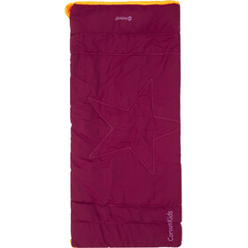 Outwell Champ Sac de couchage Enfant, beet red